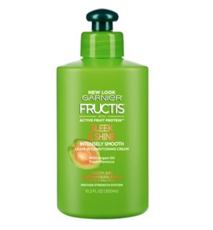 garnier fructis intensily smooth leave-in conditioner