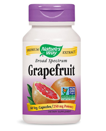 nature's way grapefruit seed