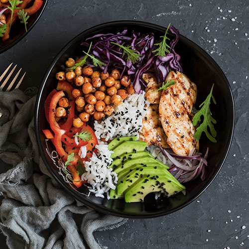 6 Easy Healthy Dinner Ideas For When You Just Dont Want To Cook