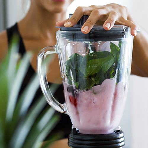 The One Thing You Should Add To Your Protein Shake For A Faster Metabolism
