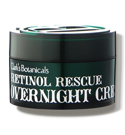 clarks botanicals retinol rescue
