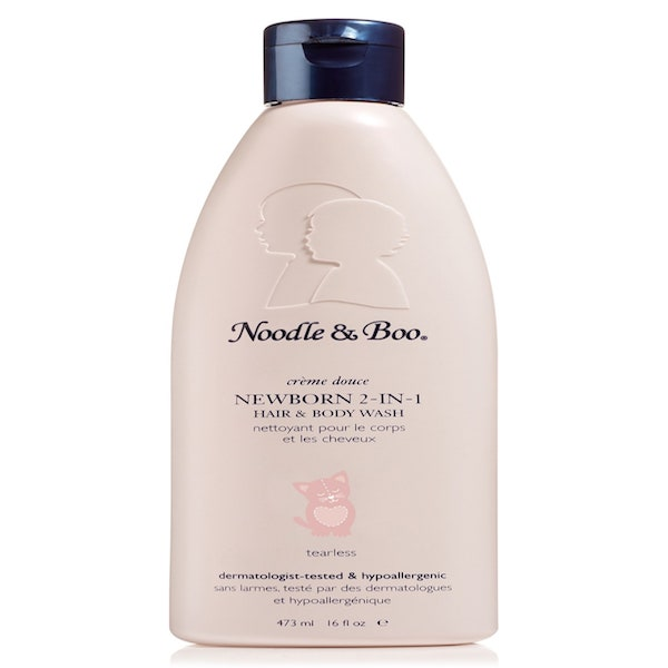 noodle & boo newborn 2-in-1 hair and body wash