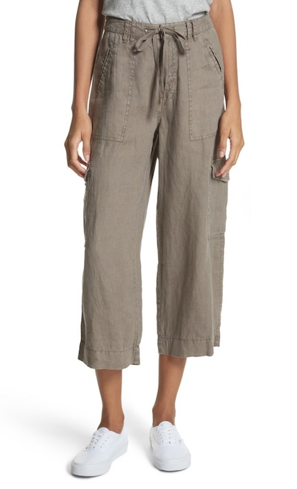 cargo pants linen pants