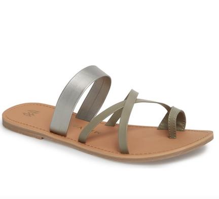 malvados icon joni slide sandal