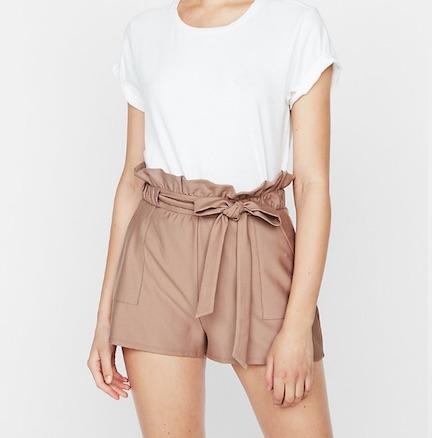 express summer shorts