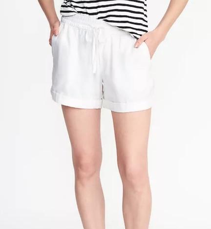 old navy summer shorts