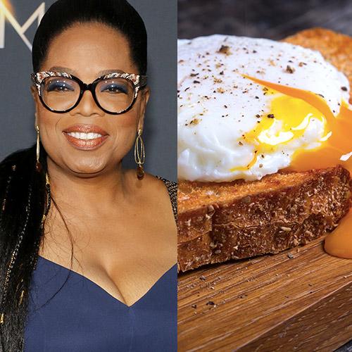 oprah winfrey eggs