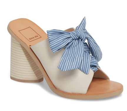 dolce vita block heel sandals