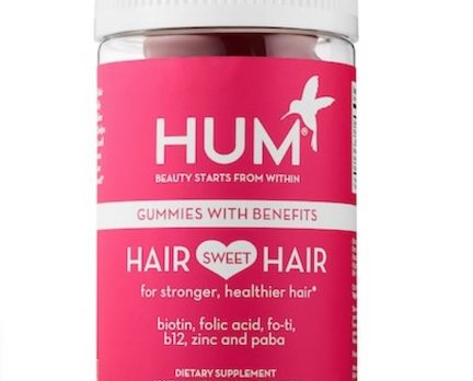 These Hair Vitamins Works SO Fast They Keep Selling Out At Sephora