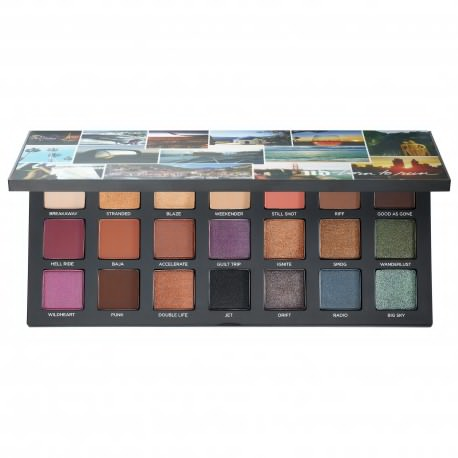 Moroccan Spice Eyeshadow Palette Dupes
