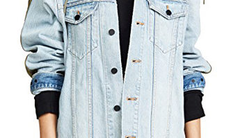 The Unexpected Jacket Everyone Will Be Wearing This Fall (& It's Not Leather!)