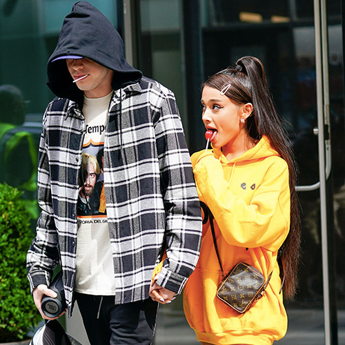 7eb6b7f71e48 Everything You Need For This Ariana Grande And Pete Davidson Halloween  Costume Is Already In Your Closet!
