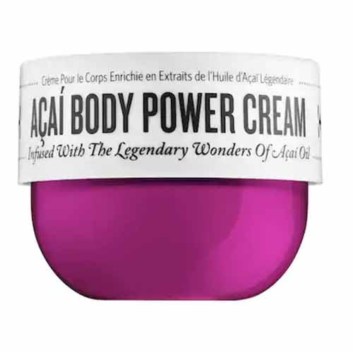acai berry skincare products