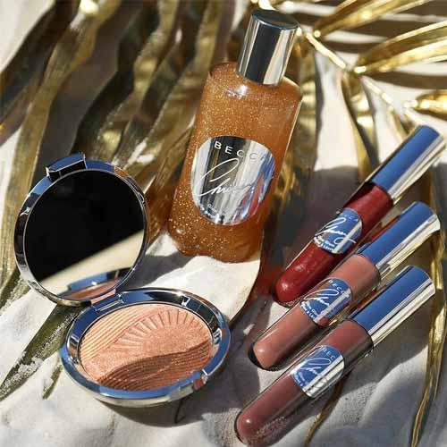 becca cosmetics chrissy teigen beauty collection