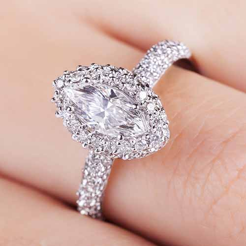New Style Enement Rings | 5 Engagement Ring Trends That Are Out For 2019