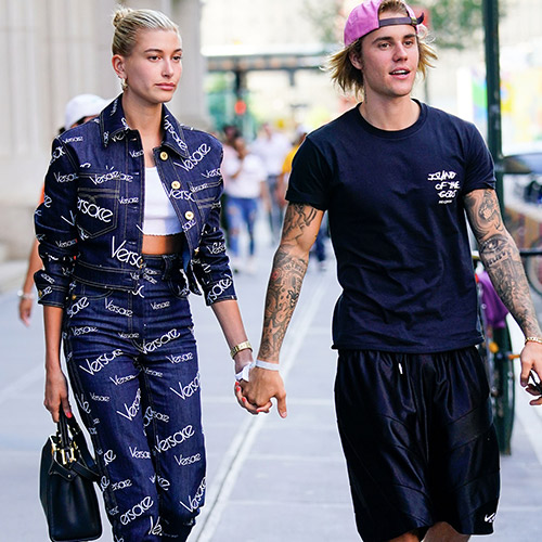 Does Justin Bieber wear thongs?