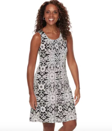This 19 Dress Is Selling Fast At The Kohl S Friends Family Sale