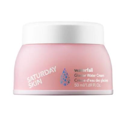 Waterfall glacier water cream by Saturday Skin #17