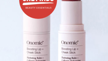 Onomie's New Lip And Cheek Stick Is The Multi-Tasking Must-Have You Need In Your Makeup Bag