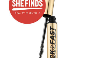 This Super Affordable Mascara Gives Me The Most Amazing Lashes With No Flaking Or Smudging For 12 Hours