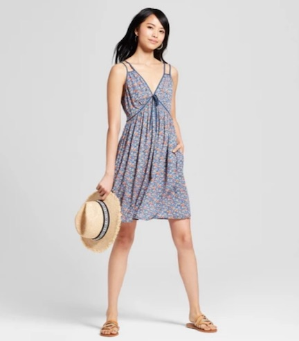 Super Flattering Dresses You Can Get At Target For Under 25