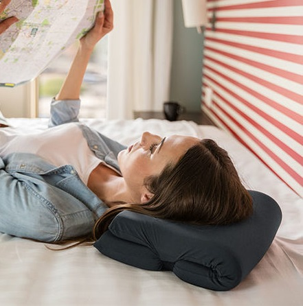 Going Away This Summer? You Need This Travel Pillow...