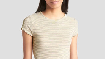 This Super Flattering Top Looks Good On Everyone--& It's Only $14 At Gap's 50% Off Sale