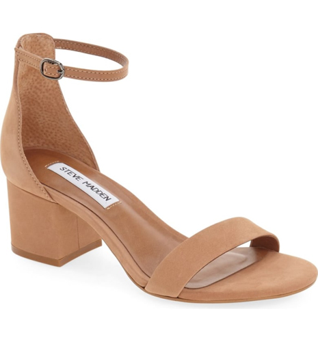 a264e7a788f Shop Comfortable High Heels From Nordstrom. Steve Madden Irenee Ankle Strap  ...
