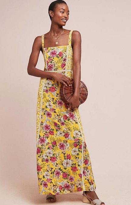 0eeef78d962b9 GET IT NOW: Anthropologie Farm Rio Cantonal Maxi Dress ($99.95, down from  $198)