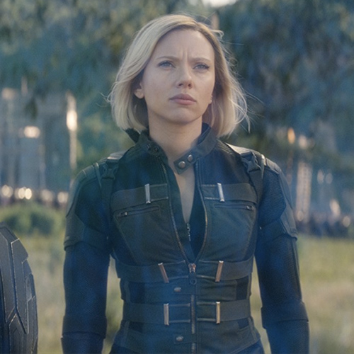 You Can Make Your Own Avengers Black Widow Halloween Costume