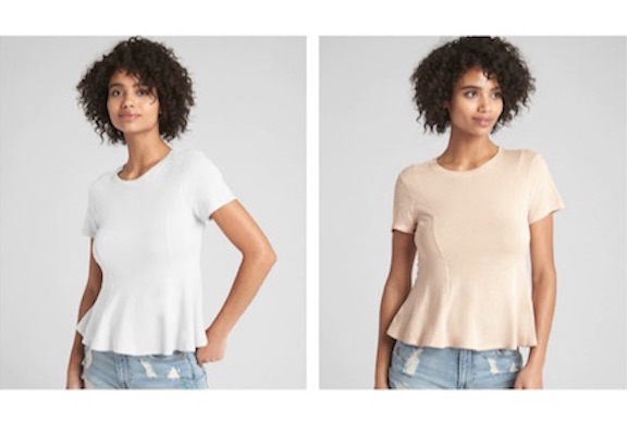 The Gap is having a major sale right now in stores and online that lasts until June 10 at EST. The amazing sale they're offering is up to 50% off of everything — yes, everything.