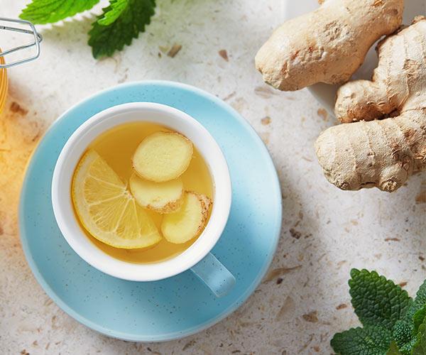 tea stops belly back fat