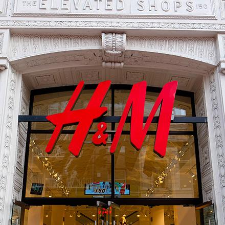 h&m labor day sale
