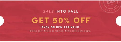 4f1fb23b9ec78 J.Crew Factory is also having a pretty impressive Labor Day sale, too! The J .Crew Factory Labor Day Sale kicked off today (Wed. 8/29) and will give  shoppers ...