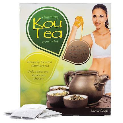kou tea slimming tea