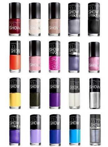 Use Our Exclusive Promo Code To Get 10 Maybelline Nail Polishes For ...