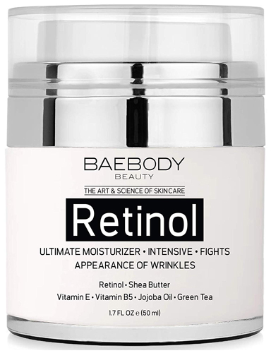 best retinol cream for wrinkles