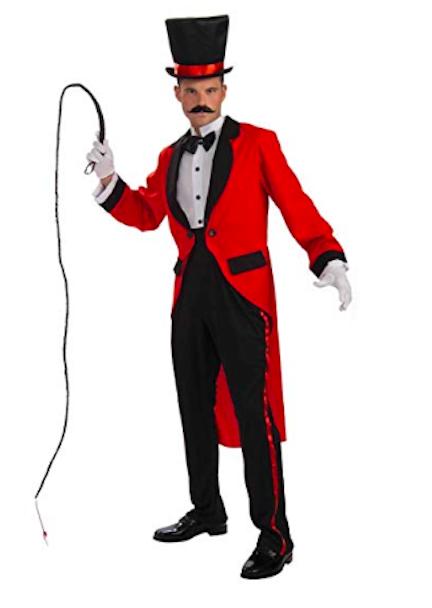 forum novelties ringmaster costume