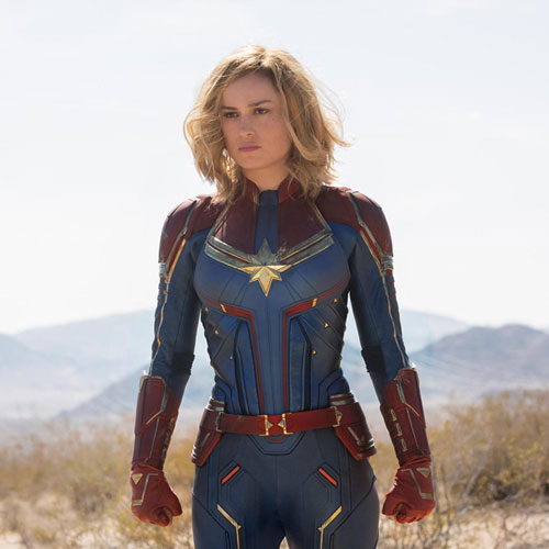 Marvel Halloween Costumes Diy.You Only Need 5 Items To Make A Super Easy Diy Captain Marvel