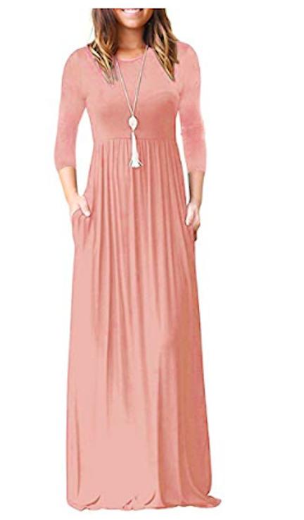 reoria maxi dress