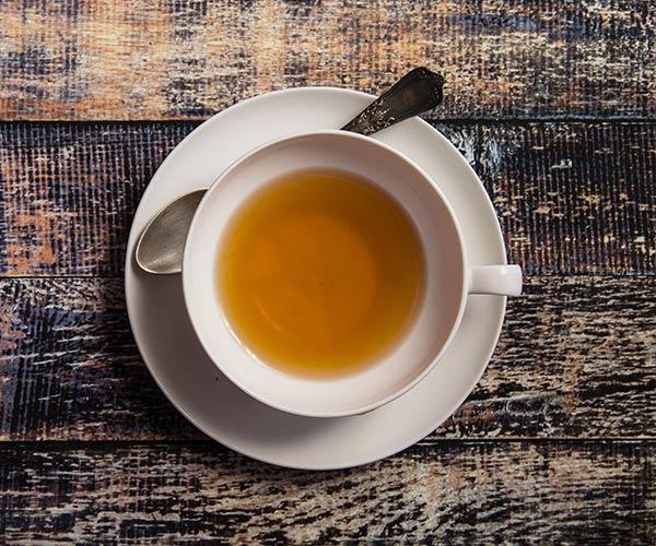 herbal tea fights belly fat