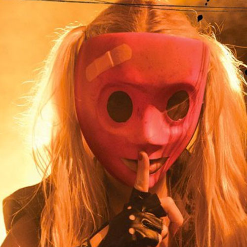 This Diy Halloween Costume From The Purge Is Scary Good
