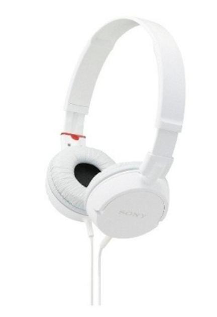 sony cz series stereo headphones