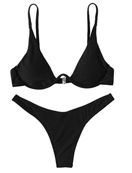 hailey baldwin v bikini justin bieber