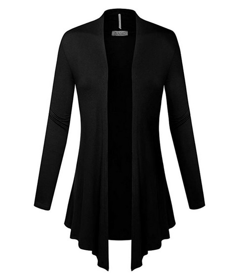 20e800932d66 Shop Amazon s Best-Selling Cardigan In Our Favorite Colors. BIADANI Women  Classic Open Front ...