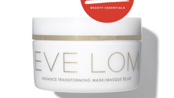 Every Woman Deserves To Experience Eve Lom's Incredible Radiance Transforming Mask