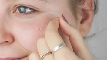 This Two-Step Treatment Targets The Look Of Fine Lines While You Sleep--Really!