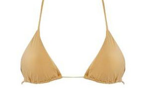 Bella Hadid Wore The Tiniest Gold Bikini EVER--See The Pics!