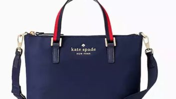 Here's Where To Score A Leather Kate Spade Tote Bag For Just $69