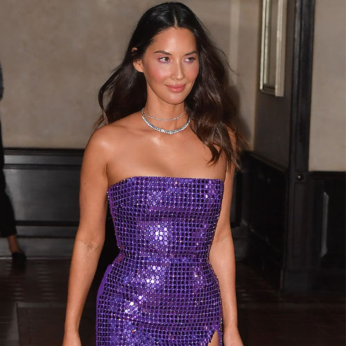 You May Need To Sit Down Before You See The Super Sexy Bikini Olivia Munn Just Wore